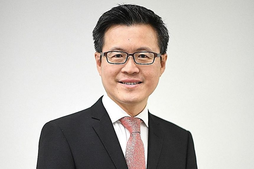 OCBC GLOBAL TRANSACTION BANKING HEAD MELVYN LOW