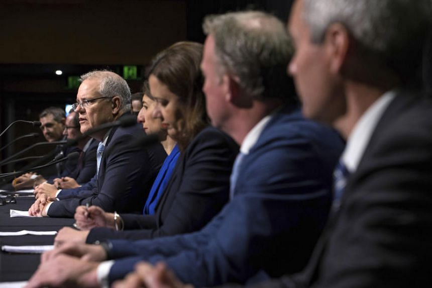 State and federal governments agreed at a conference on Aug 9, 2019, to draw up a timeline for developing their own recycling capabilities.