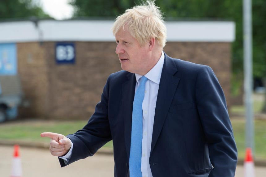 Mr Johnson's July election by members of the ruling Conservative Party came on the last day before MPs went on holiday, so the new prime minister largely avoided parliamentary scrutiny.