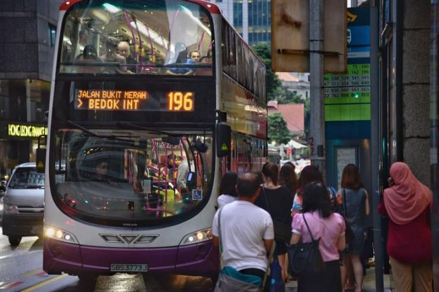 For the first half, SBS Transit saw its net profit climbing by 23.9 per cent to $44.9 million on a 5.4 per cent rise in revenue to $709.3 million.