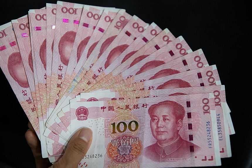 Financial markets were hit by worries that China is using its currency to avenge US tariffs, and analysts doubt that Beijing is going to stop letting the yuan depreciate.