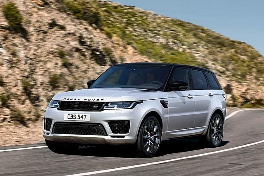 Range Rover Sport debuts twin-charged inline-six engine