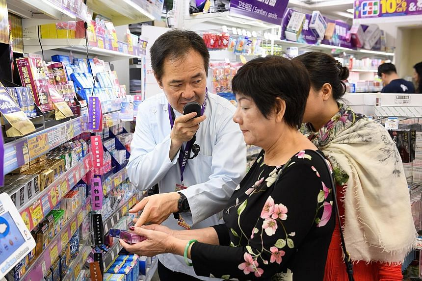 Tourists fuel Japan boom in personal translation devices