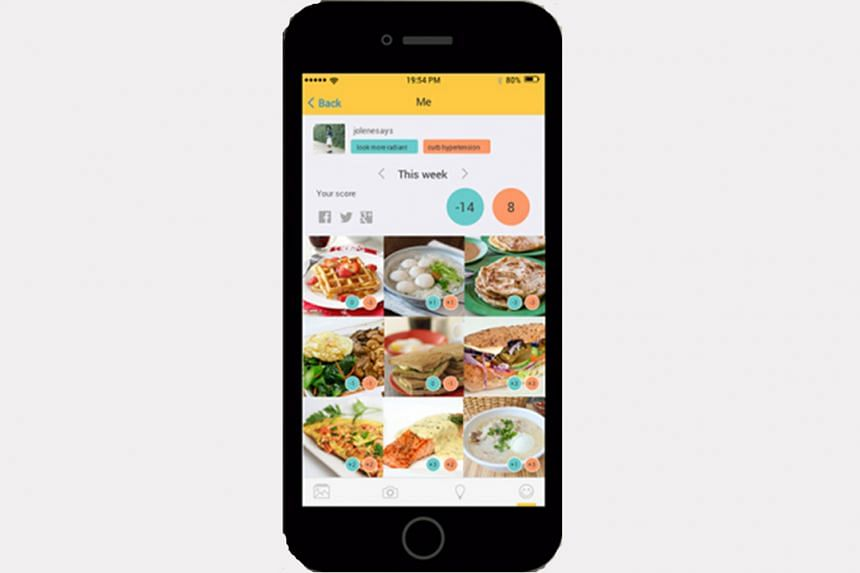 AI-DRIVEN APP FOR HEALTHY EATING: This mobile app recognises images of food, and runs recommendation algorithms to help users track and improve their diet.