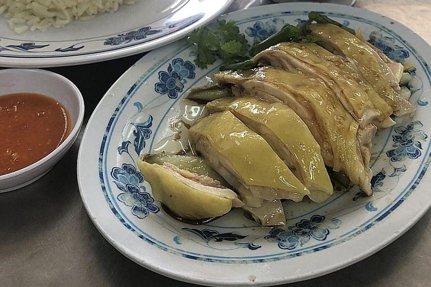 Kampung Chicken Rice