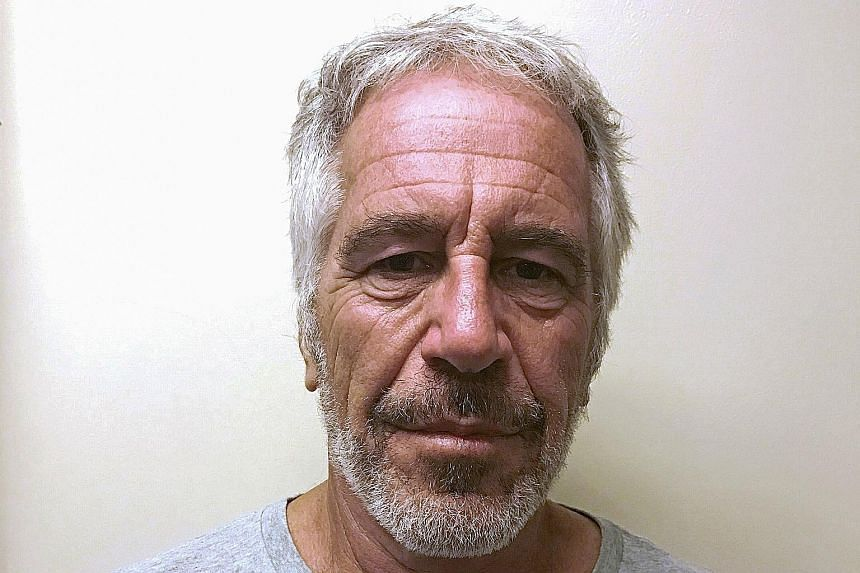 Financier Jeffrey Epstein hanged himself and his body was found at the Metropolitan Correctional Centre.
