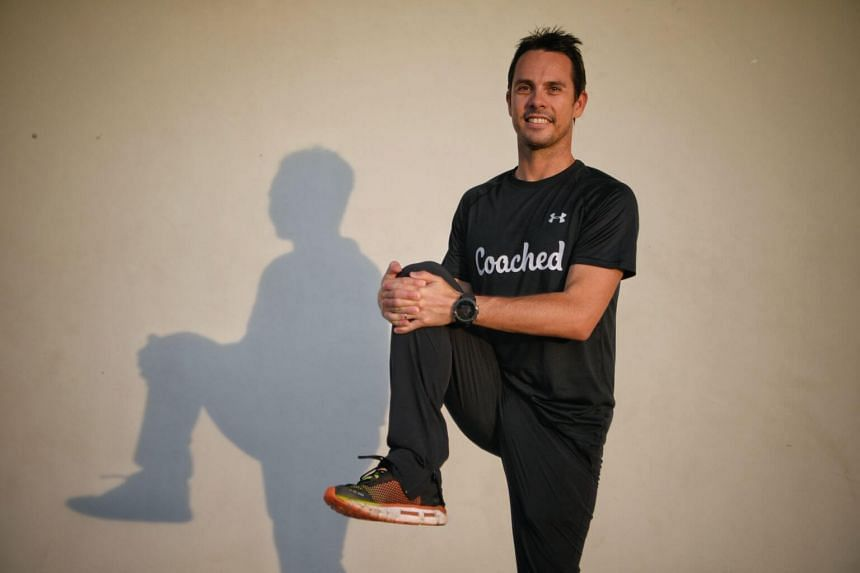 Ben Pulham, who is helming the ST Run's coaching series in 2019, has been a professional coach for the past 11 years.