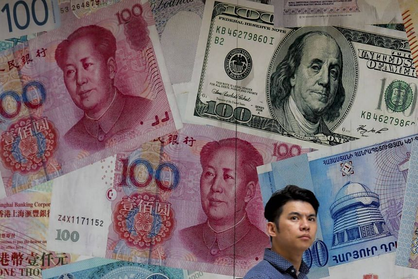 The People's Bank of China allowed the yuan to weaken below seven yuan to the dollar last week, prompting the US to accuse China of currency manipulation. US President Donald Trump said talks with China planned for next month could be called off.