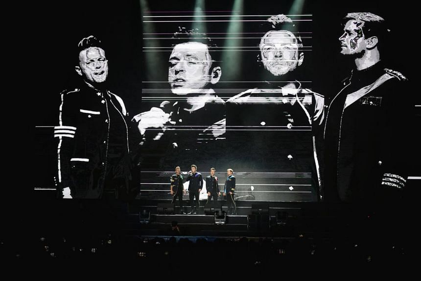 Playing to a crowd of 20,000 at the National Stadium, Westlife seem to have gotten bigger and better since their last show in Singapore in 2011.