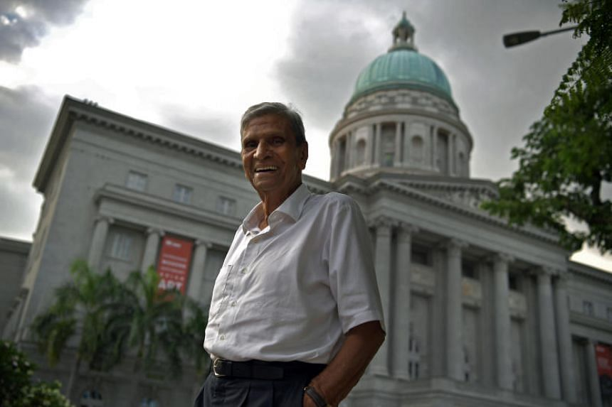 Mr P. Suppiah died of cancer on Aug 3, 2019, his family said.