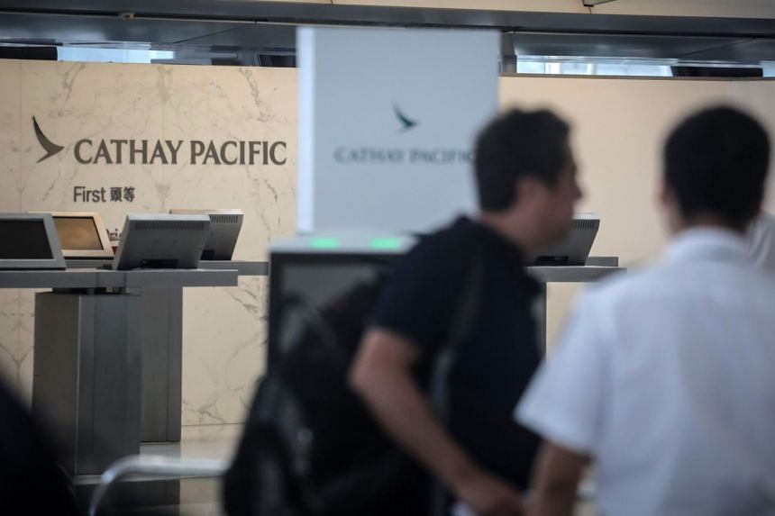 Cathay's predicament underlines the economic pressures coming to bear on Hong Kong.