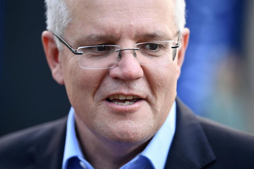 Australian Prime Minister Scott Morrison said the government would spend A$200 billion on defence capabilities over the next decade.