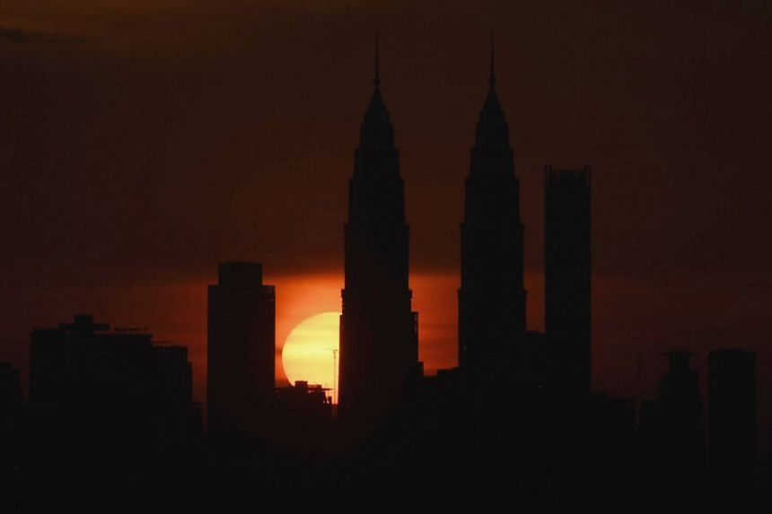 Projections by researchers showed that in Kuala Lumpur, the number of days expected to reach at least 32 deg C would shoot up to 333 days - almost an entire year - about 50 years from now.
