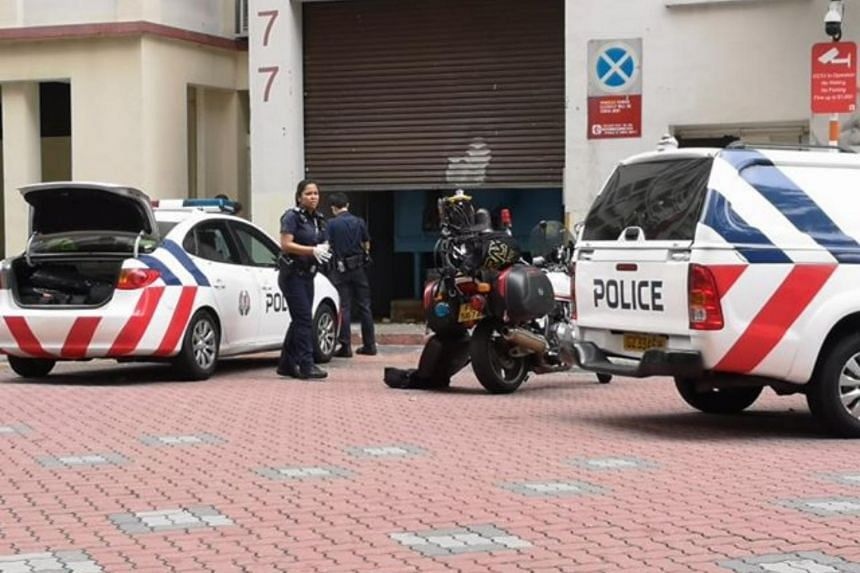 Body found in garbage chute area of Woodlands HDB block, Singapore