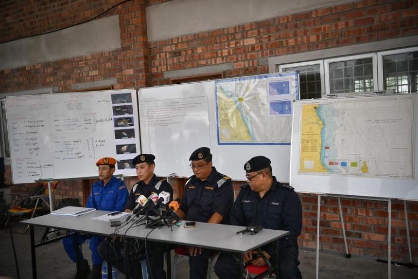 The Malaysian Maritime Enforcement Agency said in a press conference that it has sent out a broadcast to fishermen and commercial vessels out at sea to look out for the missing kayakers.