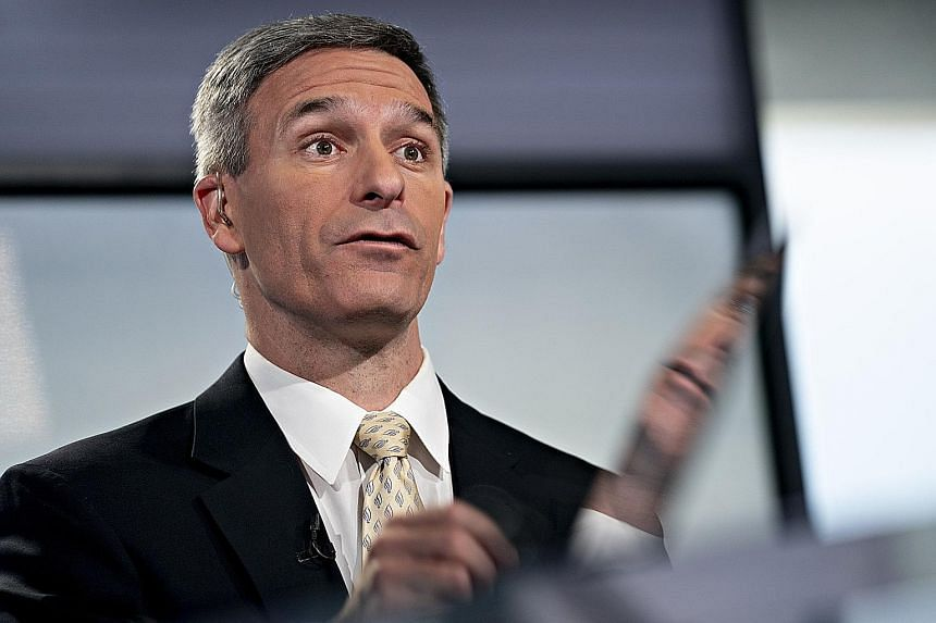 Immigration official Ken Cuccinelli says the rule change fits President Donald Trump's message.