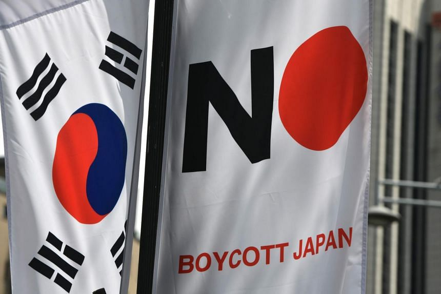 South Korea has created a new category of trading status for Japan.