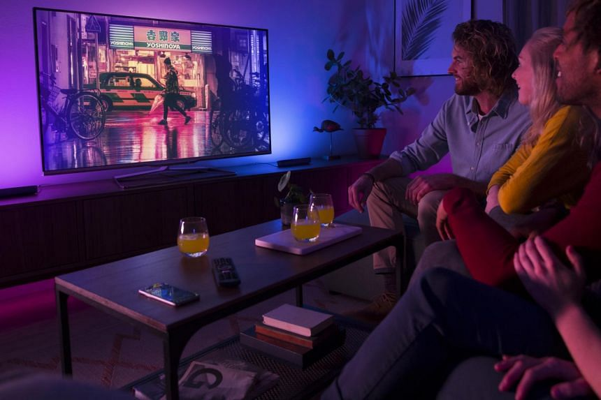 The Philips Hue Play is a standalone light bar that can be placed behind monitors and TVs at home.