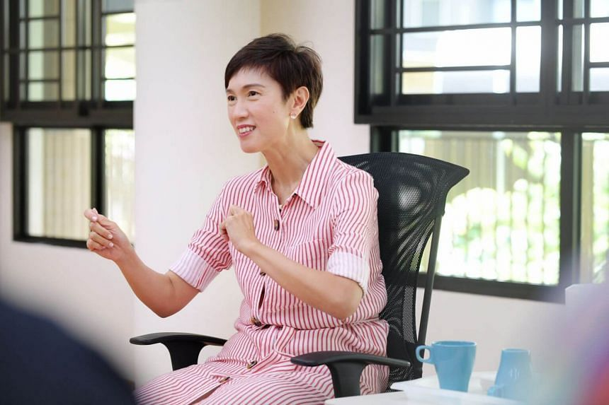 Manpower Minister Josephine Teo said Singaporeans tend to expect a lot from themselves and want to continue other pursuits even when they become parents.