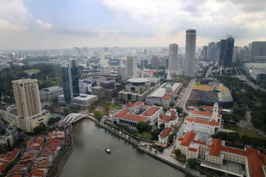 Singapore slashes 2019 growth forecast stoking recession fears