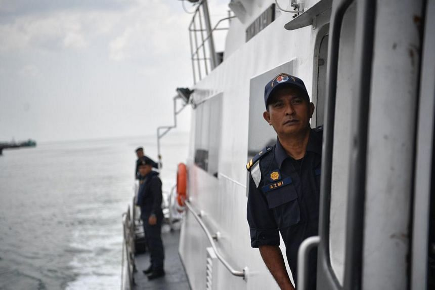 The Malaysian search and rescue team was notified by a fisherman who found a kayak washed ashore at 12.30pm, on Aug 13, 2019.