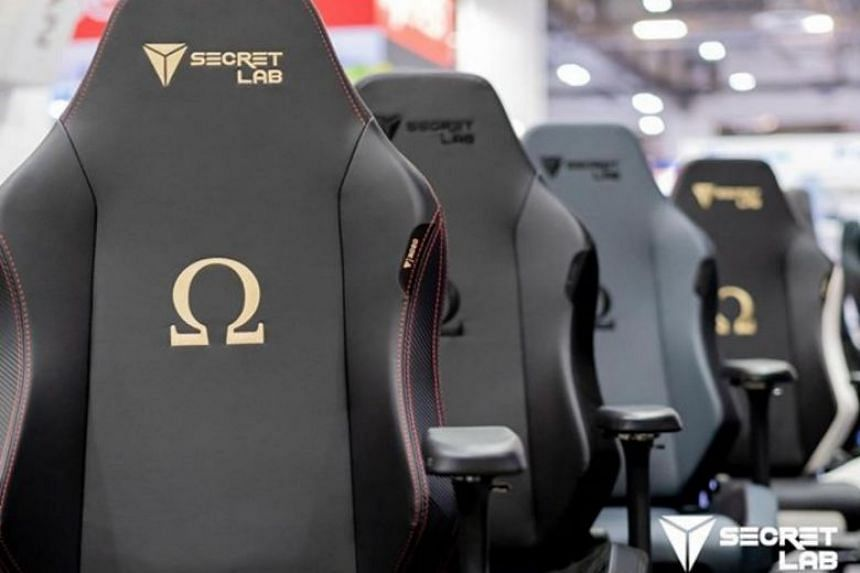 This is the first outside investment for homegrown gaming chair brand Secretlab.