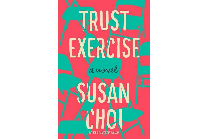 Trust Exercise (above) by American author Susan Choi is a masterful, if challenging, work.