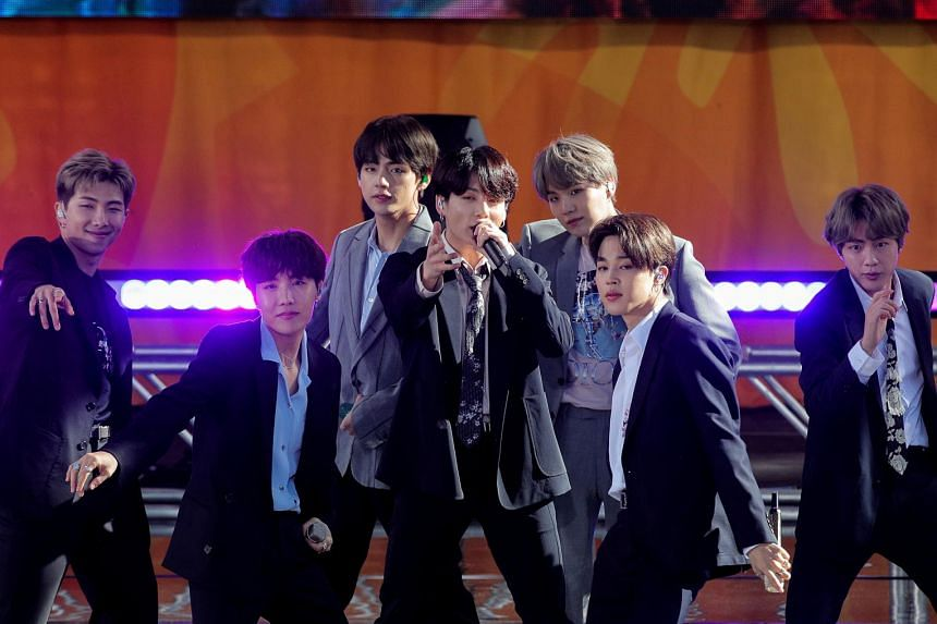 Boy band BTS have not had a vacation since they debuted in 2013.
