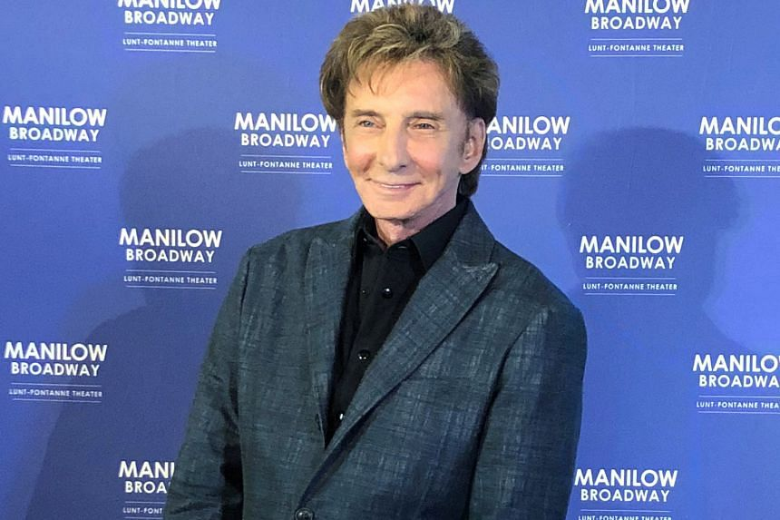 Singer Barry Manilow is an unlikely star who has always been at odds with pop culture.