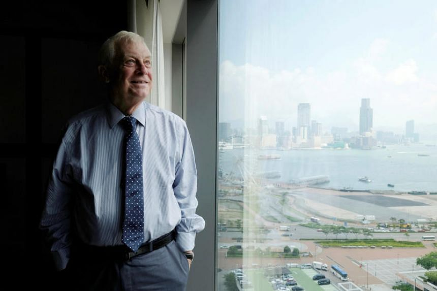 Mr Chris Patten, who was Hong Kong's last British governor before the 1997 handover to China, cautioned that Chinese intervention in Hong Kong would be a catastrophe.