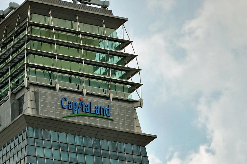 All of CapitaLand's Singapore employees will complete at least one digital-related training by next year.