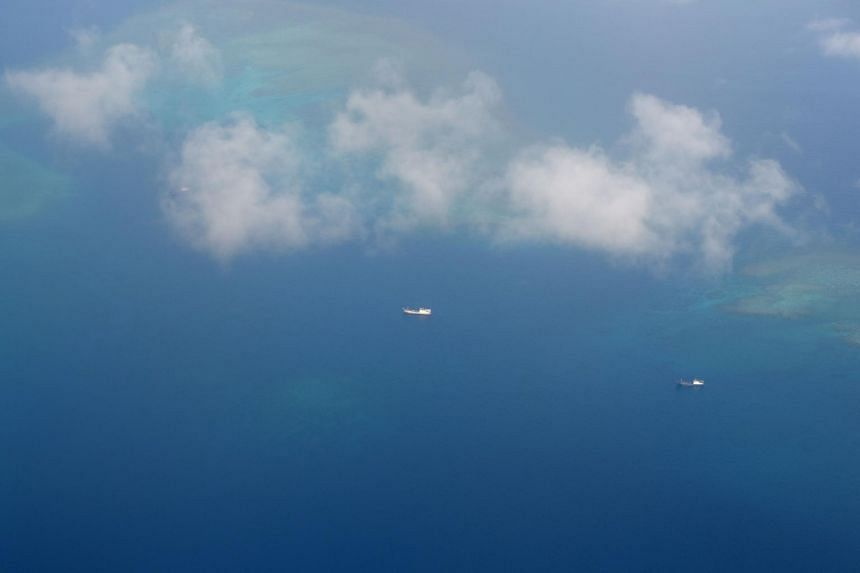 Last month Chinese geological survey ship Haiyang Dizhi 8 entered waters surrounding the Spratly islands.