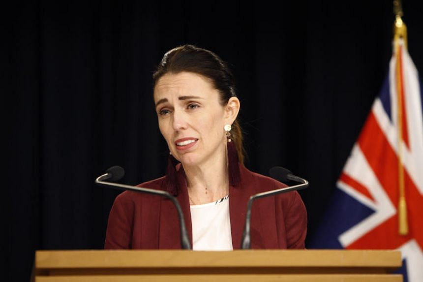 New Zealand Prime Minister Jacinda Ardern has backed Pacific leaders' calls for urgent action on climate change.