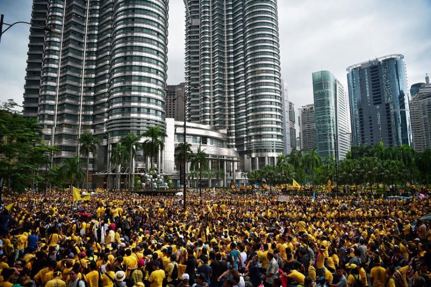 There has been dramatic change in the political mindset of Chinese Malaysians, from their initial yearning for stability to joining the Bersih street protests at the forefront of the country's reform movement.
