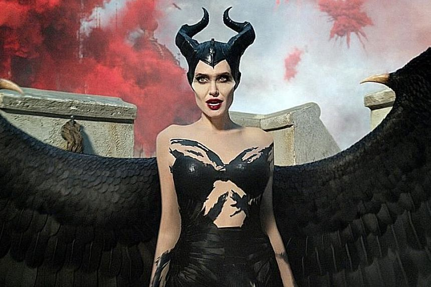 MALEFICENT: MISTRESS OF EVIL .