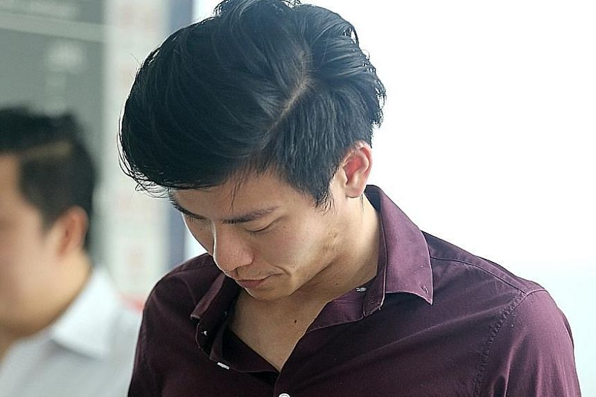 Ng Yong Jing will be sentenced on Aug 26 after pleading guilty yesterday. He is out on bail of $25,000.