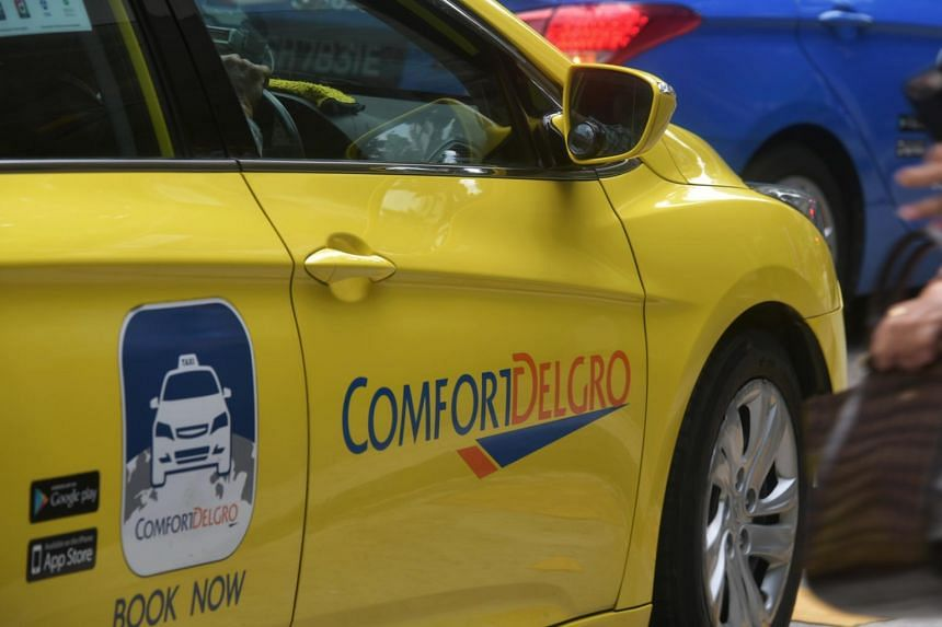 ComfortDelGro's net profit for the three months to June 30 edged up 1.2 per cent year on year to S$75.9 million.