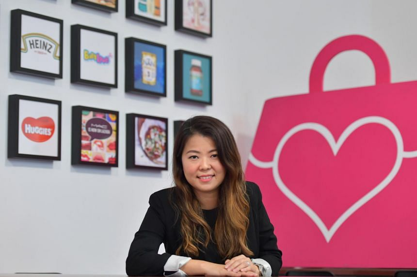 Ms Olive Tai, co-founder & executive director of Synagie, says the company believes that 'new retail' is the future of retail in South-east Asia.