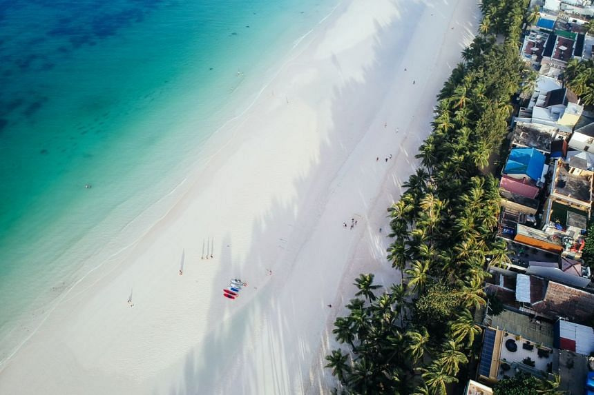 Tourism chief Bernadette Romulo-Puyat confirmed that the Boracay Inter-agency Task Force had been instructed to isolate the area for the clean-up.