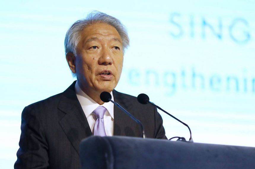 In his keynote address at the fifth Singapore Regional Business Forum (SRBF), Senior Minister Teo Chee Hean outlined three key areas in which the Republic can contribute to Asia's development.