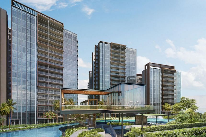 July's bestselling project was Piermont Grand EC  in Punggol which saw 378 units booked.