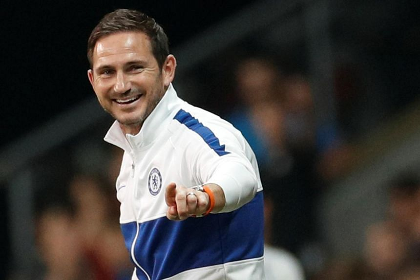 Chelsea manager Frank Lampard was quick to praise the contributions of two of his younger players, Mason Mount and Tammy Abraham.