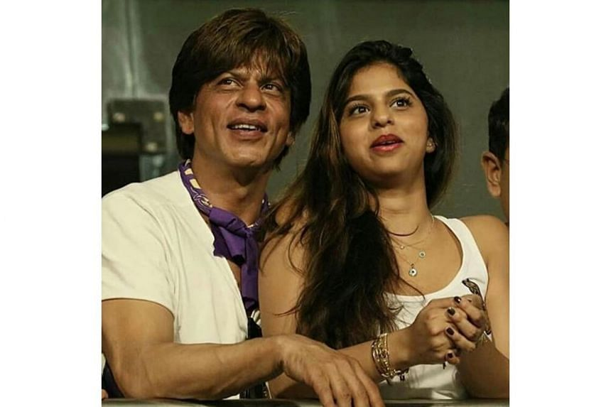 Shah Rukh Khan, who flew to London to watch the play, has previously said that he would not object to Suhana's Bollywood entry.