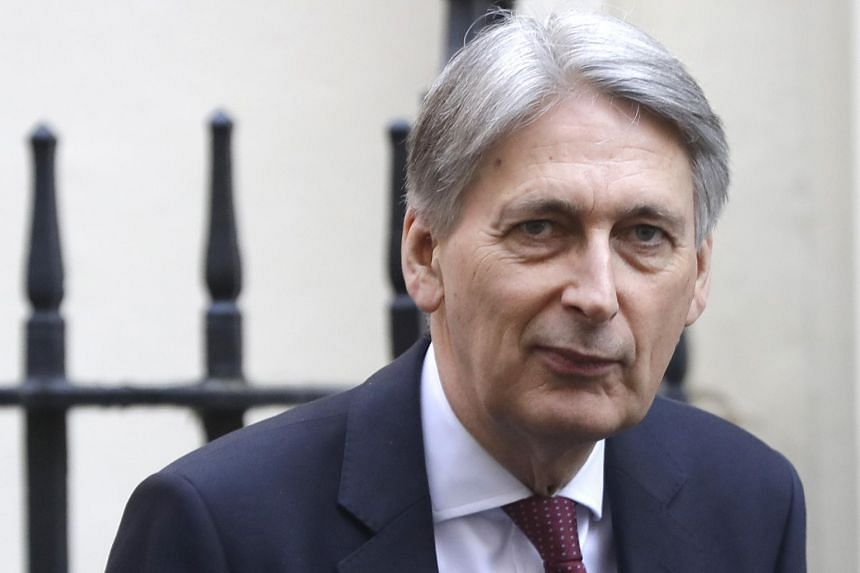 Former finance minister Philip Hammond quit as chancellor just hours before Boris Johnson took over from Theresa May as Prime Minister on July 24.