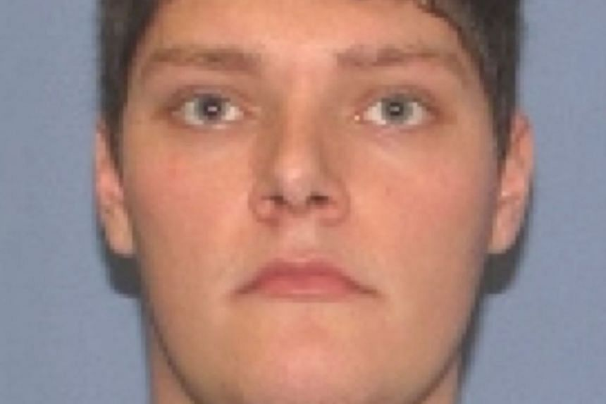 Connor Betts in an identity photograph released by police in Dayton, Ohio.