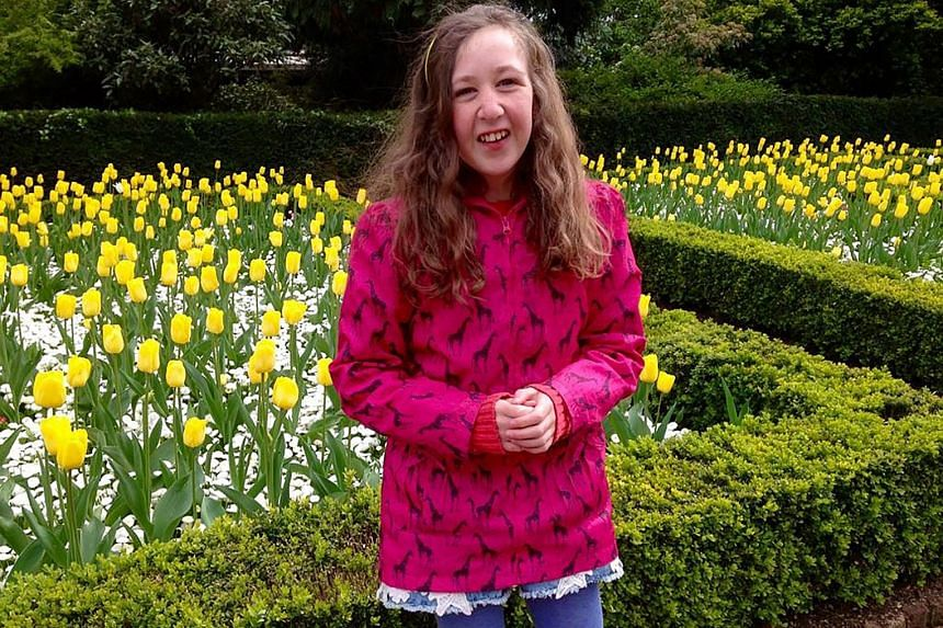 An undated photo of Irish teenager Nora Anne Quoirin, whose naked body was found on Tuesday in a ravine in Malaysia's Negeri Sembilan state. The 15-year-old was unlikely to have been a victim of foul play, said the state police chief.