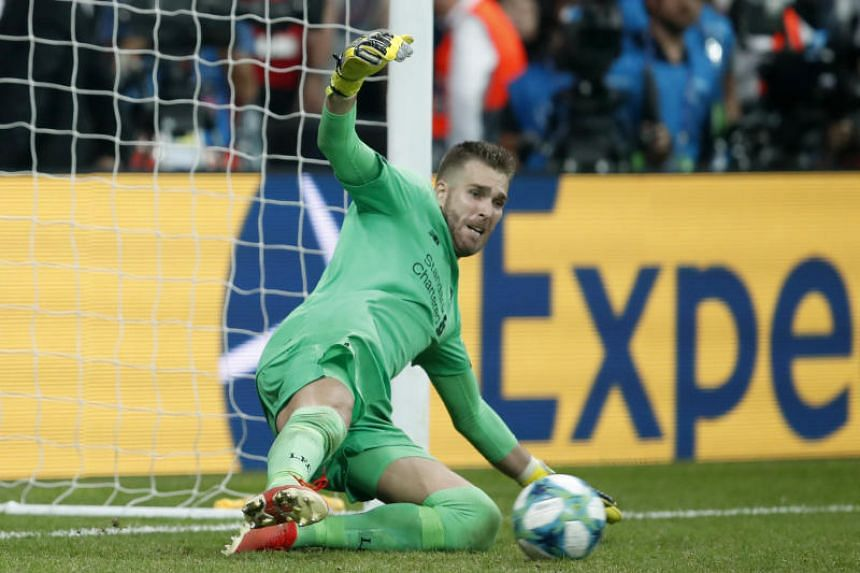Liverpool manager Jurgen Klopp is facing something of a crisis after backup goalkeeper Adrian hurt his ankle in a freak incident.