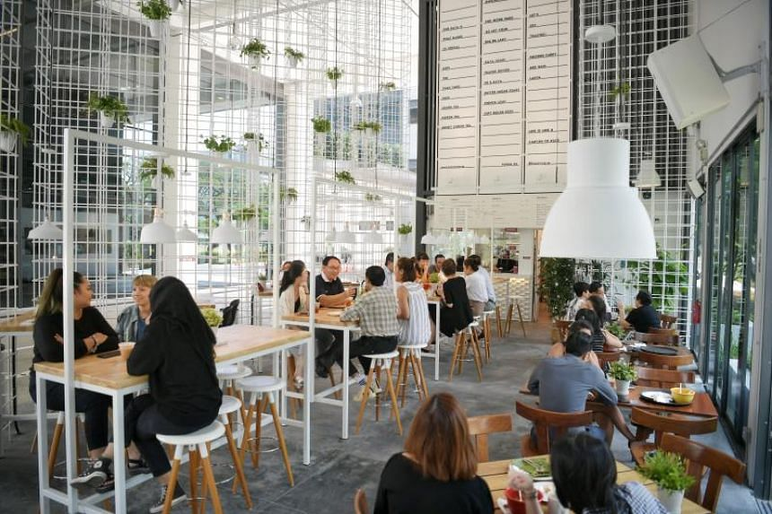 Banchong Cafe is one of at least five cafes with minimalist interiors that have popped up in the past four months as more food and beverage owners eschew overly trendy decor for a timeless design.
