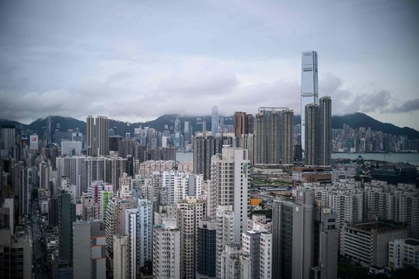 Hong Kong's worst political crisis in decades has so far done little to dent the city's passion for real estate.