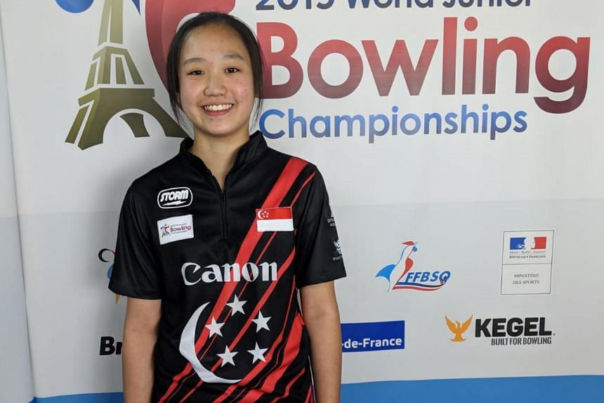 Arianne Tay captured the Kaoshiung International Open Bowling Championship on Aug 17 after beating South Korean Yang Su-jin in the stepladder finals.